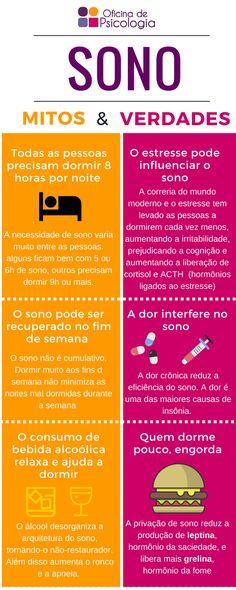 Mitos e verdades do sono