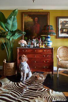 Another day, another Southern design talent. Today, I'm sharing the work of Ware M. Porter, an interior designer and shop owner based in New Orleans, Louisiana (which is, for the record, one of my favorite cities in all the world). As you can see, Ware's home is absolutely stunning (those lacquered walls! those painted floors!) …