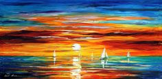 When the sun has set - no candle can replace it https://afremov.com/SUNSET-PALETTE-KNIFE-Oil-Painting-On-Canvas-By-Leonid-Afremov.html?bid=1&partner=20921&utm_medium=/offer&utm_campaign=v-ADD-YOUR&utm_source=s-offer