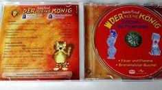[Produktvorstellung] Kinderhörspiel- CD Der kleine König – Tatütata – Die Feuerwehr  #kinder #kinderhörspiel #hörspiel #cd #sponsored
