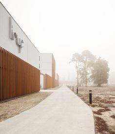 Galería de Lyric / D.A Architectes