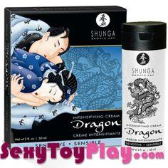 SHUNGA DRAGON CREMA SENSITIVE PARA PAREJAS 21,13€
