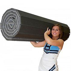 Shopping: Cheer Floor for Home - Home Cheerleading Flooring, 4x6 ft Cheer Mats