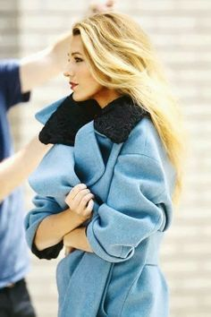 THE PALE BLUE COAT