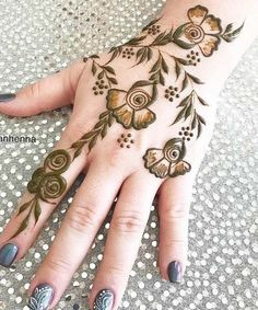 Great Mehndi Designs You Really Need to Follow Nowadays |