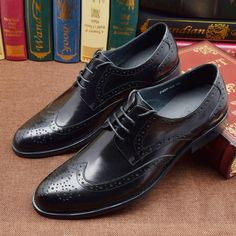 Run your Elegance 365 days a year! Elegance is a mindset Shoes - Toby - Runit365 your Elegant Men Store #shoes #runit365 #leather #mensfashion #menswear
