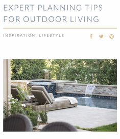 AND WE ARE LIVE!!! There's a NEW POST on the blog today, with a special twist! ☀️ Join me and fellow designer friends @carlaaston @janadonohoedesigns @cozystylishchic and @lindaholtcreative as we BLOG HOP from coast to coast and celebrate #indooroutdoorliving with @seasonal_living_trd ☀️ What a fun way to ring in the Summer AND the weekend!!! . LINK IN BIO 👉🏻 Get our outdoor living planning tips and #cleanfreshmodern #shoppingguide ...AND get your complimentary link to the very stunning… Indoor Outdoor Living, Outdoor Decor, Designer Friends, Fresh And Clean, Trd, Building Design, Outdoor Furniture Sets, This Is Us, Coast
