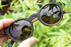 customize Thanks Handmade Round 1960' Takemoto Ebony Wood prescription Sunglasses      **Quick Overview    1.100% handmade by the designer and brand founder:TAKEMOTO   (90% handmade glasses on ETSY are fake !all made by  poor worker in China factory.please say NO to them!!)  If you want to know how to handamde them ,please visit my YOUTOBE:  https://www.youtube.com/channel/UCS6xysAO9bIocEp28pTN5Wg    2.Crack treatment, dose not easy to break.    3.Lifelong free maintenance, replacement parts…