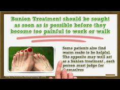 Bunions: Causes, Prevention and Bunion Treatment