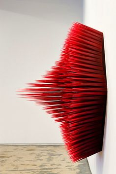 Dazzling Glass Sculptures Burst with Energy - My Modern Metropolis