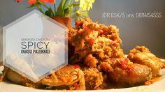 Smoked Chicken Spicy  (Nasu Palekko)