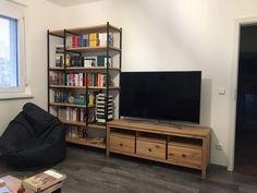 Realizácie   ROXOR DESIGN STORE Bookcase, Flat Screen, Shelves, Store, Furniture, Design, Home Decor, Blood Plasma, Shelving