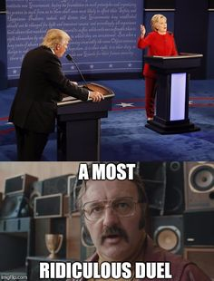 Clash Royale: The Presidential Debate
