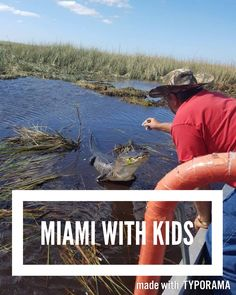 Our family guide for taking the kids to Miami