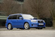 Subaru Forester STI - 08 by Roadsternumber6, via Flickr