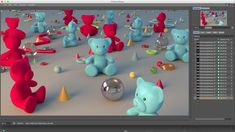 In this tutorial we look at a number of tricks for optimising C4D Projects. Tim shows you multiple tricks for optimising scenes in Cinema 4D.