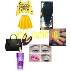 Cooly Ouftit 10 by daijah-thomas on Polyvore featuring MICHAEL Michael Kors, Victoria's Secret and Moser