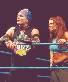 Two of the very best of the WWE attitude era