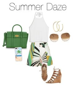 Summer Daze by colette-parker-msc on Polyvore featuring polyvore, fashion, style, Monki, Emilio Pucci, Avon, Mulberry, Dyrberg/Kern, Chloé, Casetify and clothing