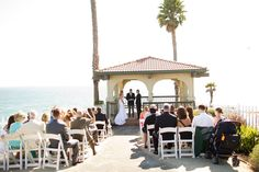A wedding in our Gazebo. Pismo Beach, CA