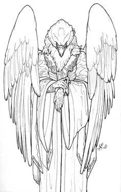 Alarus as a Priest by Heatherbeast on DeviantArt