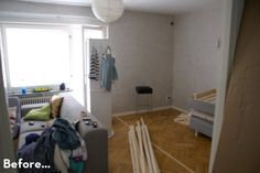 Studio Apartment Woes: Create a Bedroom Out of Thin Air! » Curbly   DIY Design Community
