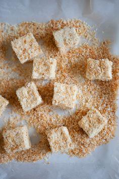 Gluten-Free coconut marshmallows: J Chong