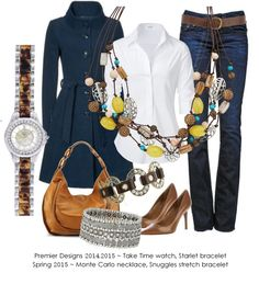 Premier Designs 2014.2015 - Take Time watch, Starlet bracelet. 2015 Spring Catalog - Monte Carlo necklace, Snuggles bracelet. See the the catalogs at www.jward.mypremierdesigns.com