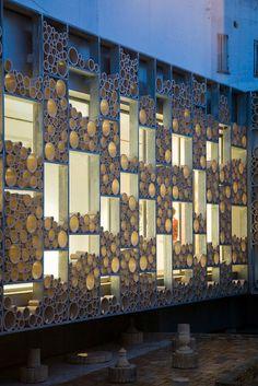Photo © Fernando Carrasco. fernandocarrasco.net Centro Ceramica Triana. Sevilla. AF6 Architects