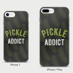 Pickle Addict - iPhone Case