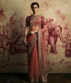 Sabayasachi, This sari is so beautiful!