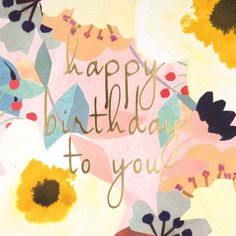 Birthday card - 'Berry Happy'