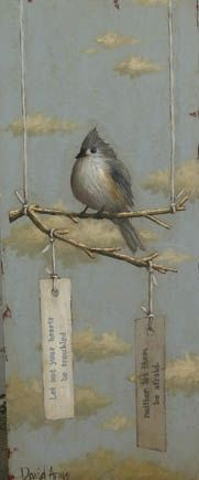 David Arms | Artist | Birds, birding, and flying objects