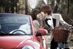 Heechul and Puff Guo can't stay away from each other in We Got Married, Global Edition Season 2