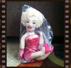 Marilyn Monroe Plush Doll