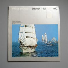 Munich Olympic Yachting Program, 1972