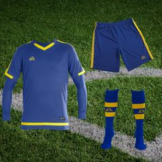 New Rio Blue Kit
