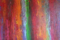 Bild aus der Serie 2018 No. 02 Modernes Acrylbild in Spachtel- und Rakeltechnik. Spannende Farbmomente und starke Strukturen mit starker Wirkung. Hochwertige Acrylfarben, Leinwand auf Keilrahmen Geschützt mit Firnis Grösse 80 x 100 cm Original Mara Bauer, signiert und datiert Buildings, Abstract, Artwork, Painting, Canvas Frame, Palette Knife, Canvas, Nice Asses, Work Of Art