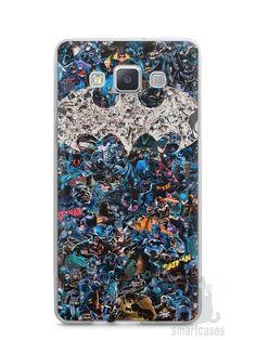 Capa Capinha Samsung A7 2015 Batman Comic Books #3 - SmartCases - Acessórios para celulares e tablets :)