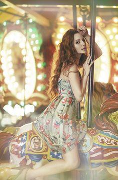 Fairground Waltz by Lara Jade.