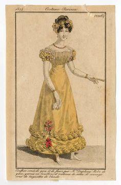 Women 1824 Plate 2218 Costume Institute Fashion Plates