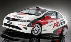 Honda Civic Type R -Rally editon 2014