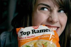 Ramen noodles and other instant noodles products are a dangerous food choice says a new study involving over 10,000 people.  http://www.thehealthyhomeeconomist.com/ramen-noodles-lovers-beware/