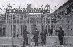 Resultado de imagen de policia antiguas de jaen capital             Matadero Municipal