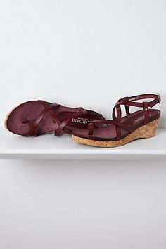 Shaw Wedges #anthropologie
