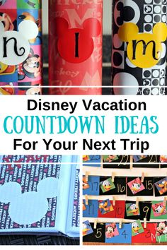 Fun Ways to Count Down to Disney Disney Facts, Disney Tips, Disney Food, Disney Magic, Walt Disney, Disney Recipes, Disney Vacation Planning, Disney World Vacation, Disney Vacations