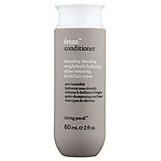 Living Proof - No Frizz Conditioner  #Sephora You need this conditioner if you fight frizz.