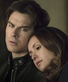 """Ian Somerhalder has some choice words for fans who want Damon and Elena to reunite before """"The Vampire Diaries"""" ends. Vampire Diaries Stefan, Vampire Diaries Ending, Vampire Diaries Poster, Ian Somerhalder Vampire Diaries, Vampire Diaries Quotes, Vampire Diaries Wallpaper, Vampire Diaries The Originals, Joseph Morgan, Delena"""