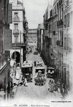 Alger photos très anciennes
