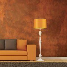 Décoration intérieure - Peinture à effets contemporains - Aspect Fer Rouillé - Domaterra
